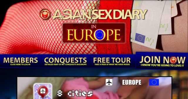 asian sex diary in europe