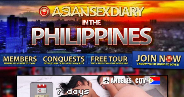 asian sex diary in philippines
