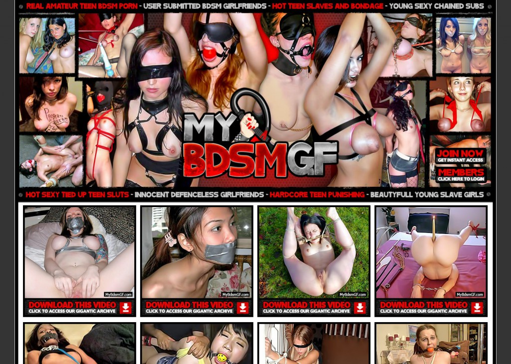 Ass and latest bdsm videos fuck that's