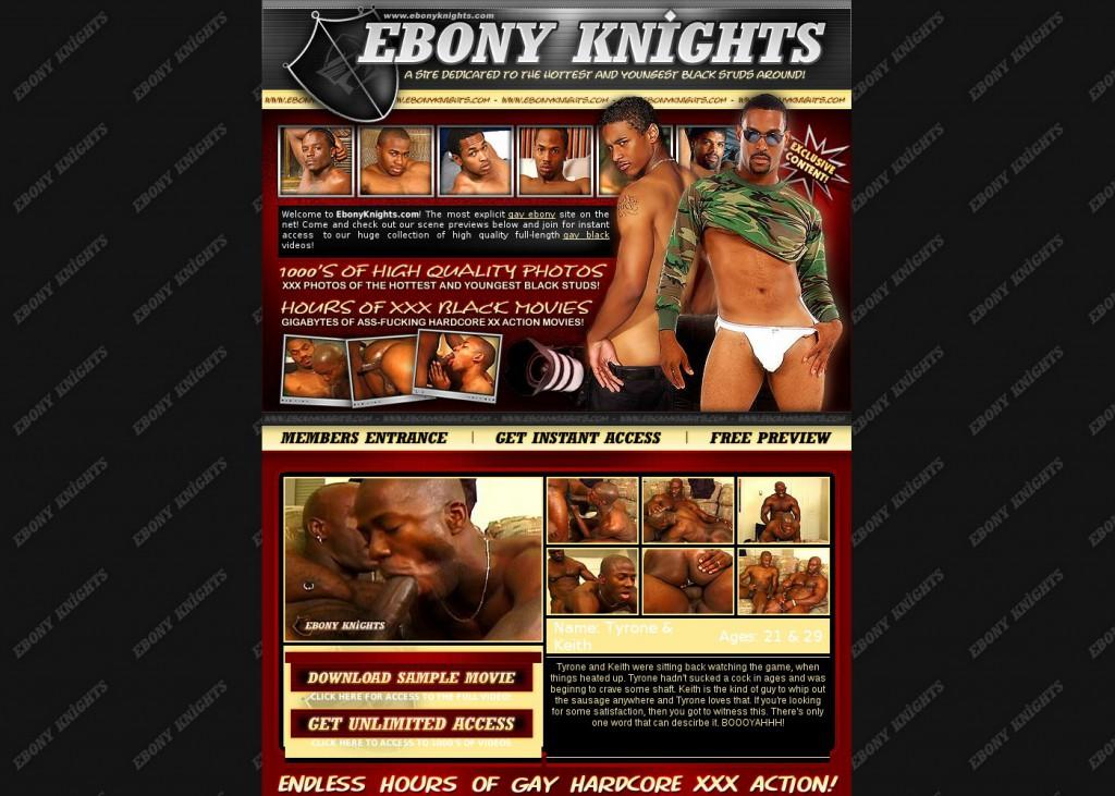 ebony knights