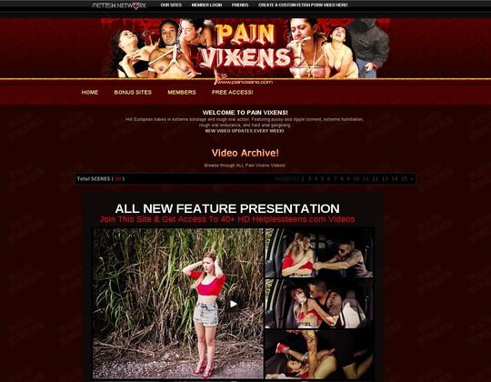 painvixens.com painvixens.com