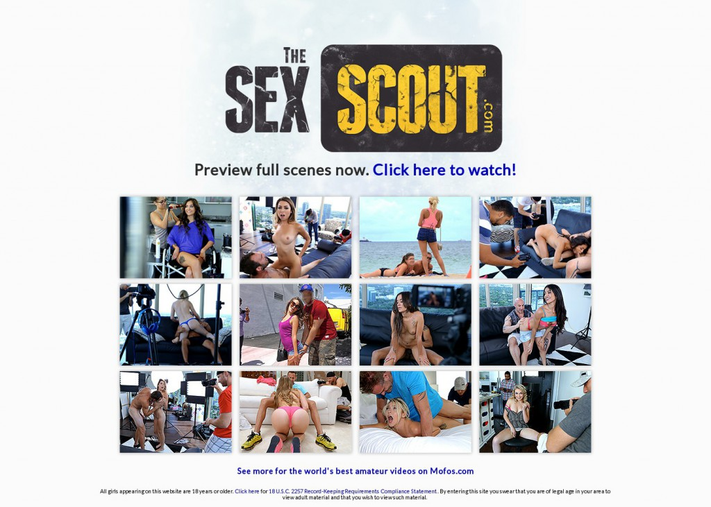 the sex scout