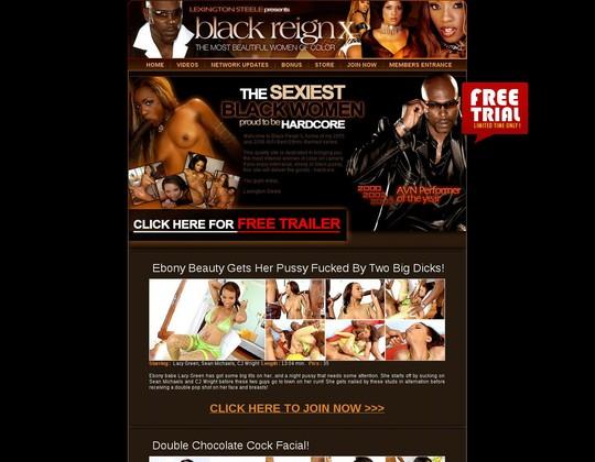 Black Reignx :