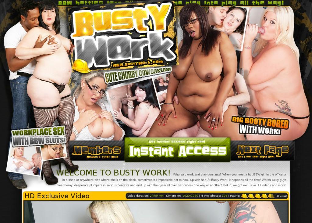 busty work
