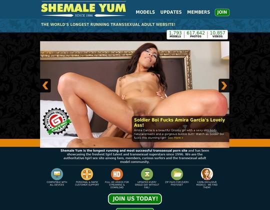 Shemale Yum