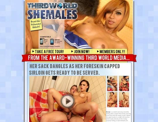 Thirdworldshemales