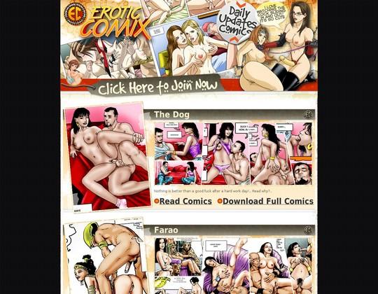 Eroticcomix