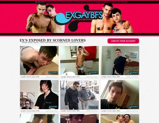 Ex Gay B Fs