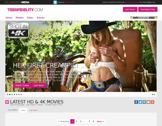 teenfidelity.com