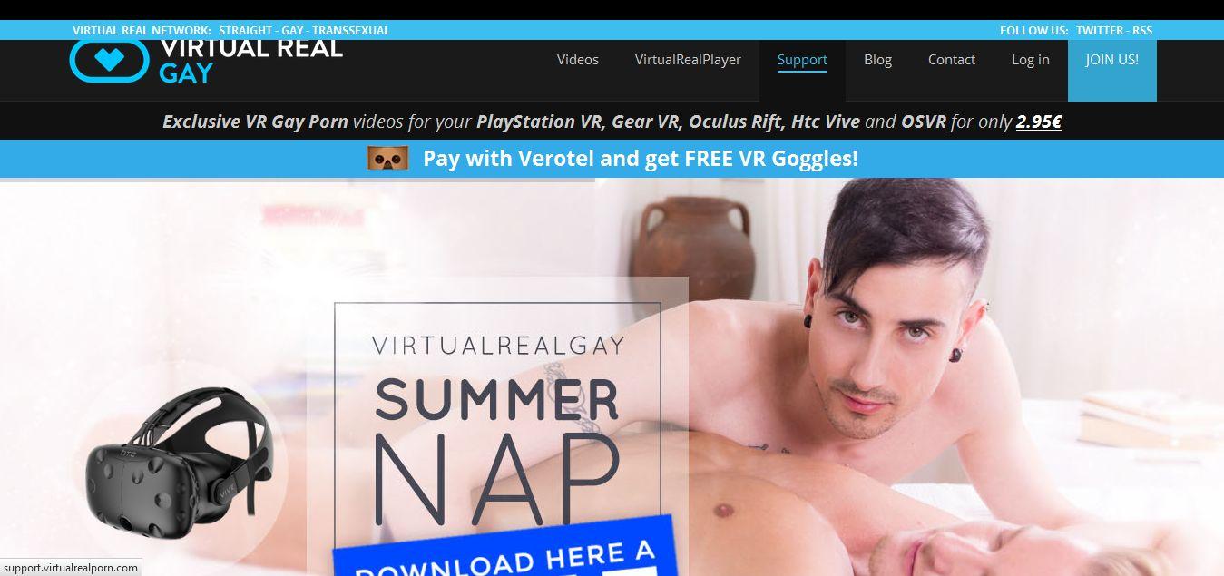 Virtualrealgay