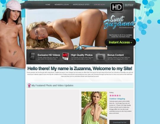 sweetzuzanna.com