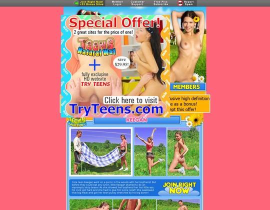 teensnaturalway.com