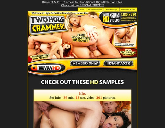 twoholecrammers.com