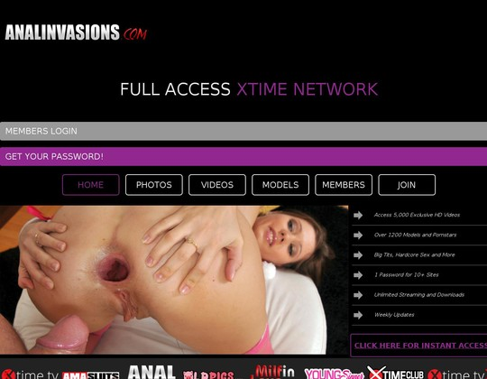 Anal Invasions