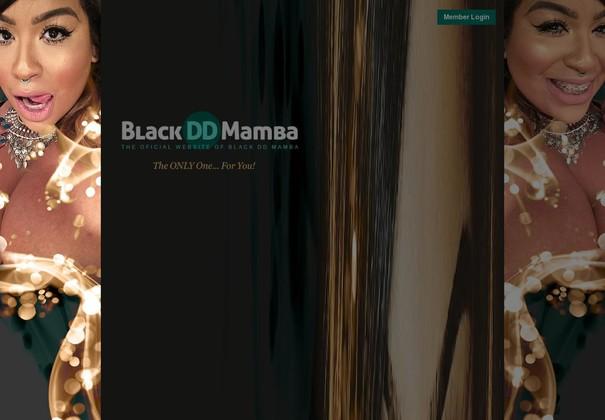 Black DD Mamba