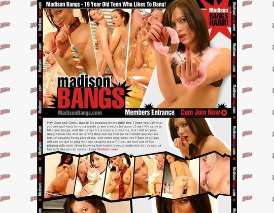 Madison Bangs