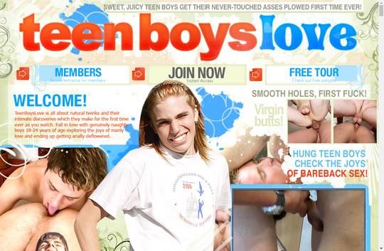 Teen Boys Love