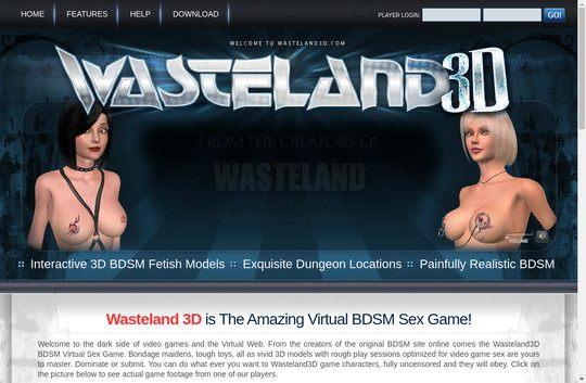 Waste Land 3 D