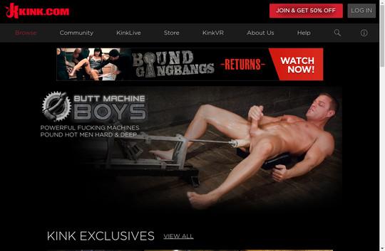 Butt Machine Boys