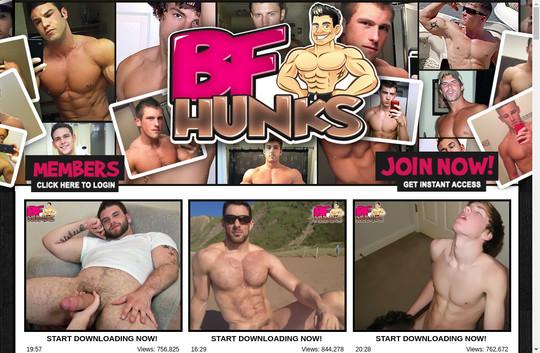BF Hunks
