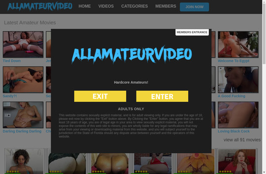 All Amateur Video