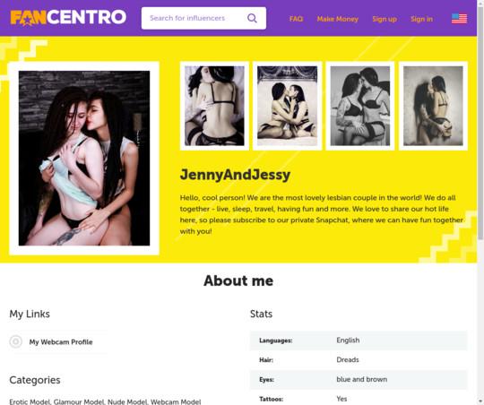Jenny And Jessy