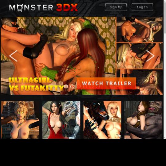 Monster 3 DX