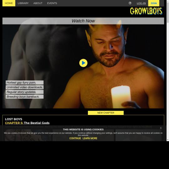 growlboyz.com