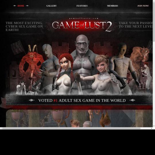 gameoflust2.com