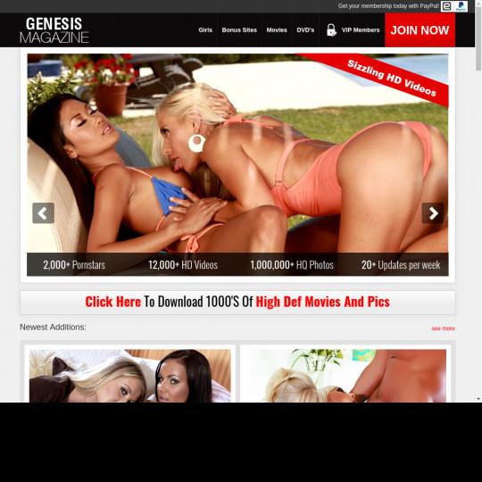genesismagazine.com
