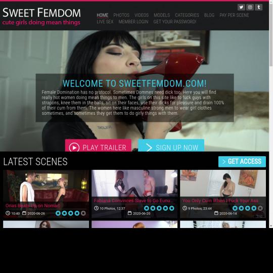 sweetfemdom.com