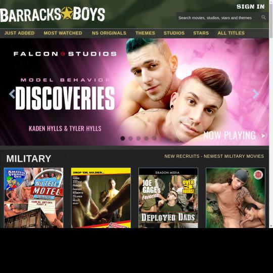 barracksboys.com