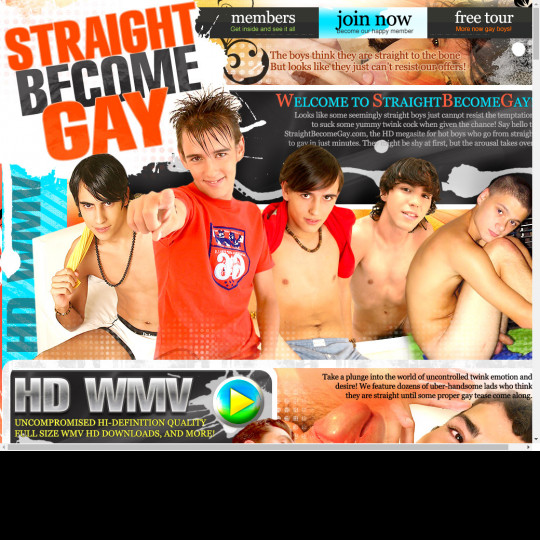 straightbecomegay.com