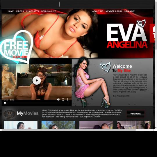 evaangelinaxxx.com