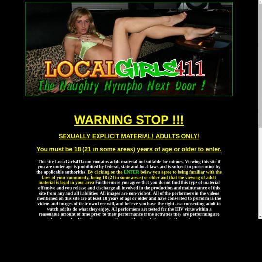 localgirls411.com