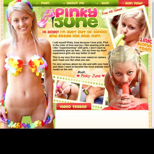 pinkyjune.com