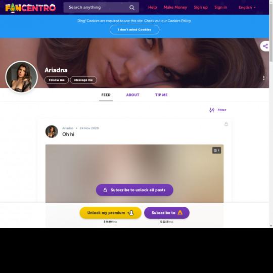 ariadnacox4u.com