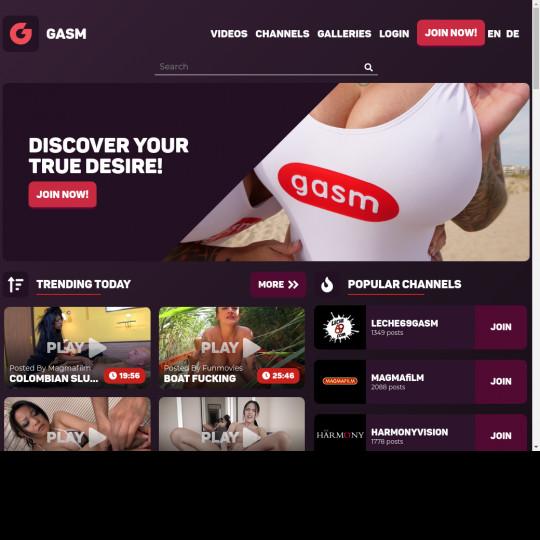 gasm.com