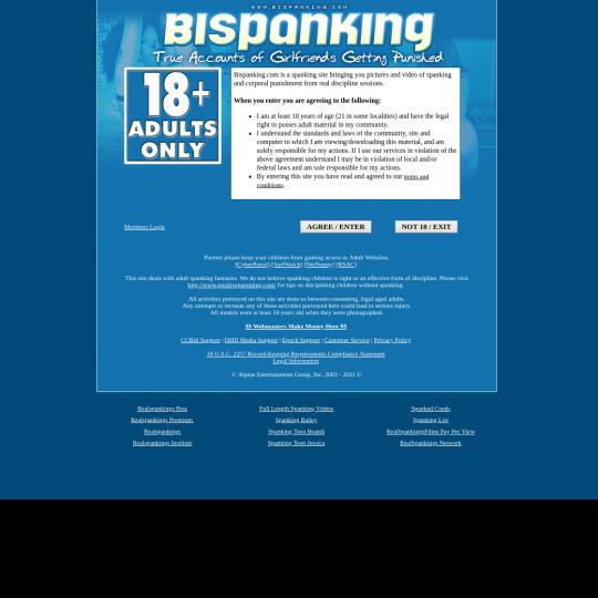 bispanking.com