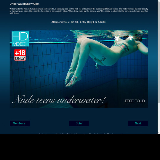 underwatershow.com