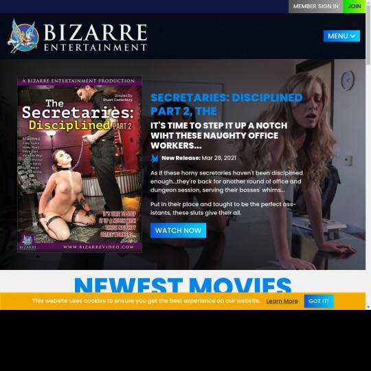 bizarrevideo.com