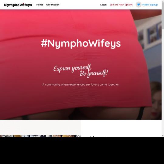 nymphowifeys.com