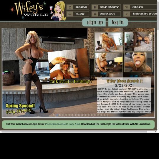 wifeysworld.com