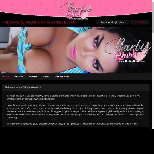 barbieblush.com