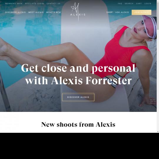 alexisforrester.com