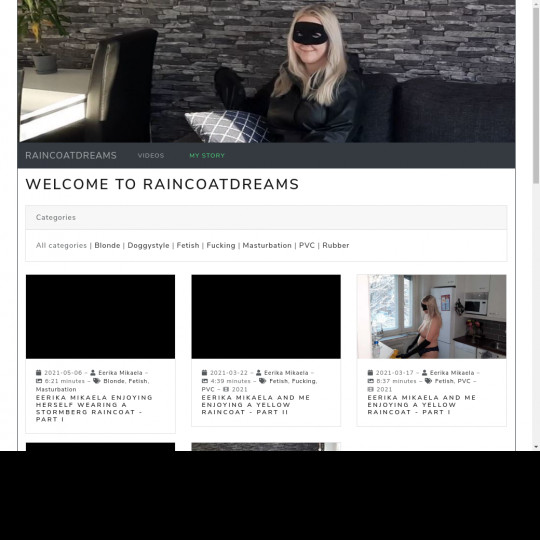 raincoatdreams.com