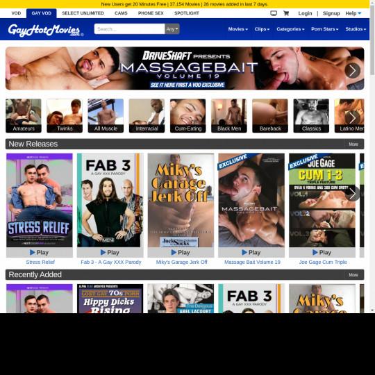 gayhotmovies.com